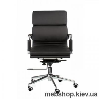 Кресло Special4You Solano 3 artleather black (E4800)