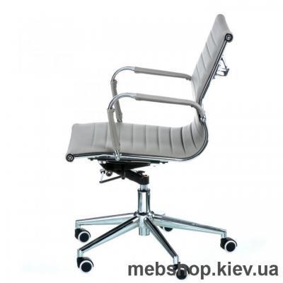Кресло Special4You Solano 5 artlеathеr grey (Е6071)