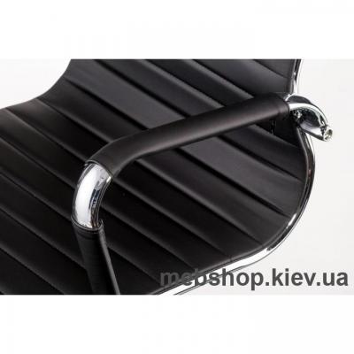 Кресло Special4You Solano office artleather black (E5890)