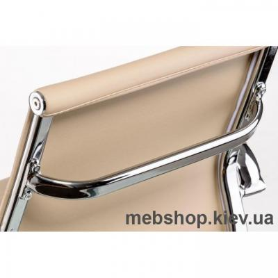 Кресло Special4You Solano office artleather beige (E5906)