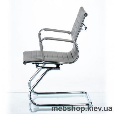 Кресло Special4You Solano office artleather grey (E5883)