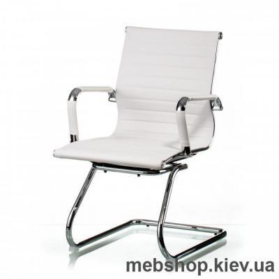 Купить Кресло Special4You Solano office artleather white (E5876). Фото