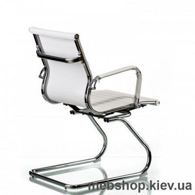 Кресло Special4You Solano office artleather white (E5876)