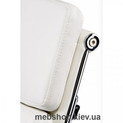 Кресло Special4You Solano 3 office artleather white (E5913)