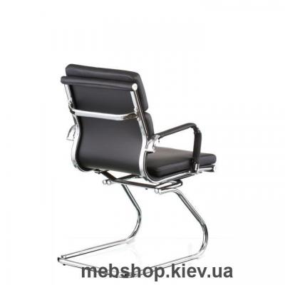 Кресло Special4You Solano 3 office artleather black (E5920)