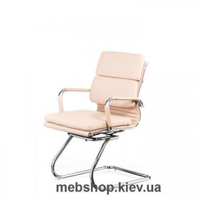 Кресло Special4You Solano 3 office artleather bеigе (E5937)
