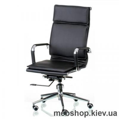 Купить Кресло Special4You Solano 4 artleather black (E5210). Фото
