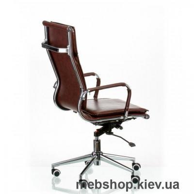Кресло Special4You Solano 4 artleather brown (E5227)