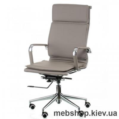 Кресло Special4You Solano 4 artleather grey (E5845)