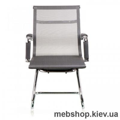 Кресло Special4You Solano office mesh grey (E6040)
