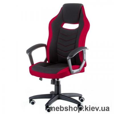 Купить Кресло Special4You Riko Black/Red (E5234). Фото