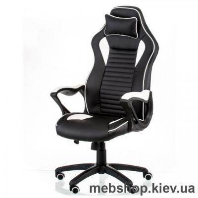 Купить Кресло Special4You Nero Black/White (E5371). Фото