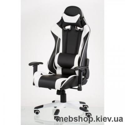 Купить Кресло Special4You ExtremeRace black/white (E4770). Фото