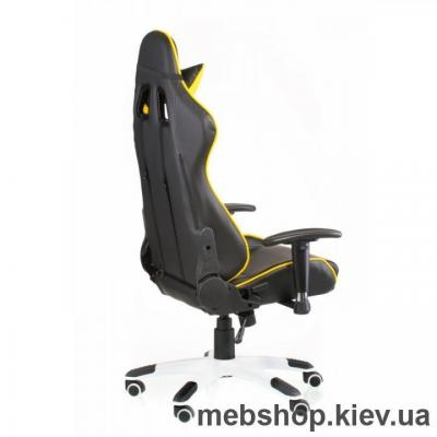 Кресло Special4You ExtremeRace black/yellow (E4756)