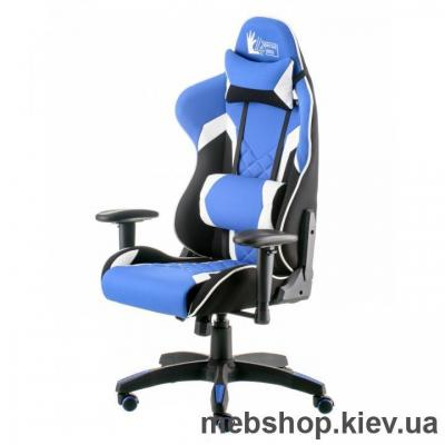 Крісло Special4You ExtremeRace 3 black/blue (E5647)
