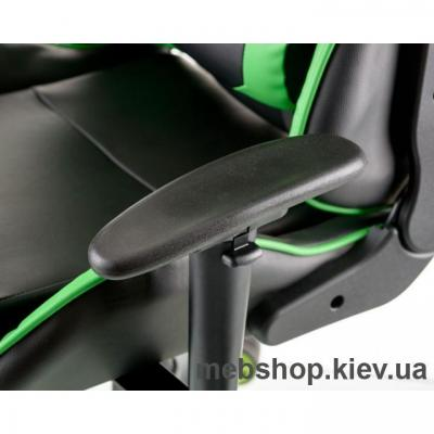 Кресло Special4You ExtremeRace black/green (E5623)