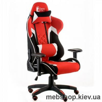 Купить Кресло Special4You ExtremeRace 3 black/red (E5630). Фото