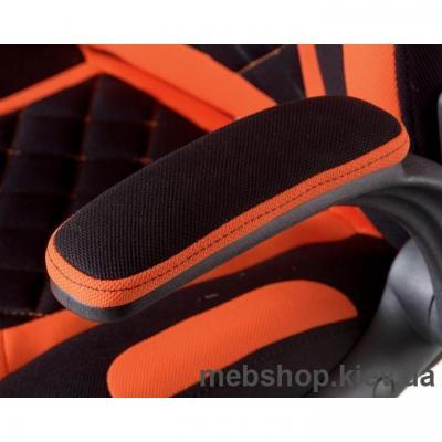 Кресло Special4You Kroz Black/Red (E5531)