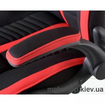 Кресло Special4You Prime Black/Red (E5555)