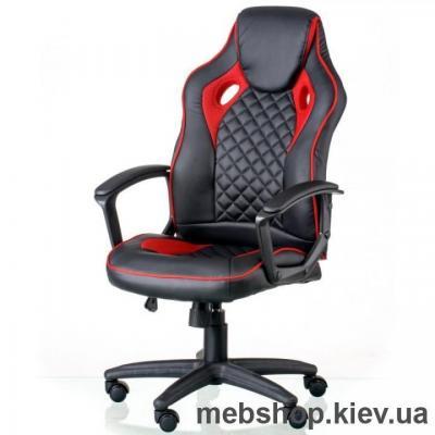 Купить Кресло Special4You Mezzo Black/Red (E5593). Фото