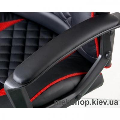 Кресло Special4You Mezzo Black/Red (E5593)