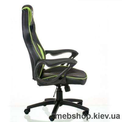 Кресло Special4You Nitro Black/Green (E5562)