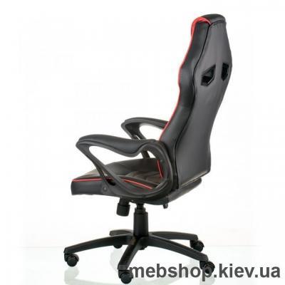 Кресло Special4You Nitro Black/Red (E5579)