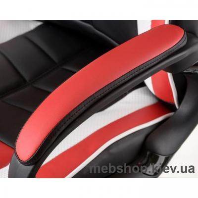 Кресло Special4You Blade Black/White/Red (E5609)