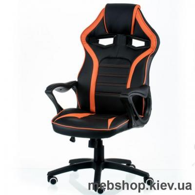 Купить Кресло Special4You Game black/orange (E5395). Фото