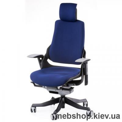 Купить Кресло Special4You WAU NAVYBLUE FABRIC (E0765). Фото