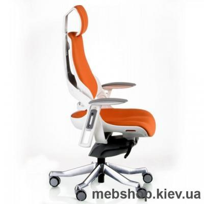 Кресло Special4You WAU MANDARIN FABRIC WHITE (E5326)