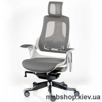 Купить Кресло Special4You WAU SNOWY NETWORK WHITE (E5302). Фото