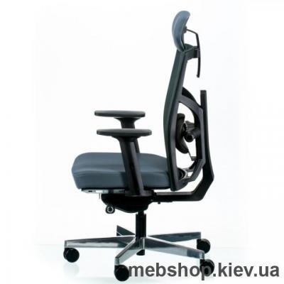 Кресло Special4You TUNE SLATEGREY/BLACK (E5494)