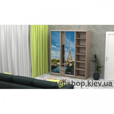 Шкаф-купе FLASHNIKA Слайд 3 (двери фотопечать)