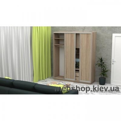 Шкаф-купе FLASHNIKA Слайд 4 (двери ДСП)