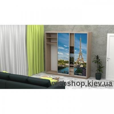 Шкаф-купе FLASHNIKA Слайд 7 (двери фотопечать)