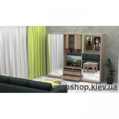 Шкаф-купе FLASHNIKA Слайд 13 (двери зеркало)