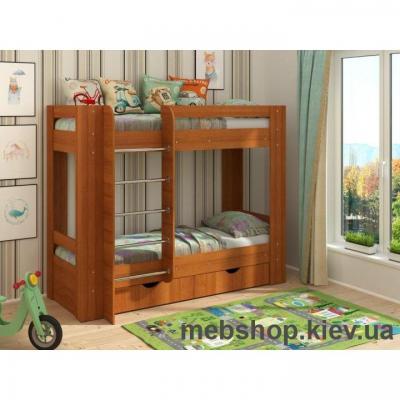 """Детская кровать Пехотин """"Дуэт-3"""""""