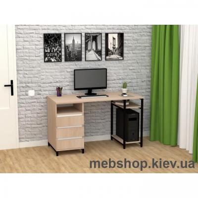 Стіл комп'ютерний ЛОФТ СКЛ-7