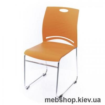 Стул Плейфул оранжевый