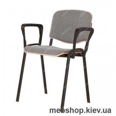 Купить Стул Исо вуд плюс арм (ISO wood plus arm) • Nowy Styl • BL. Фото