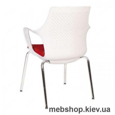 Кресло Джемина (Gemina white 4L) • Nowy Styl • CH