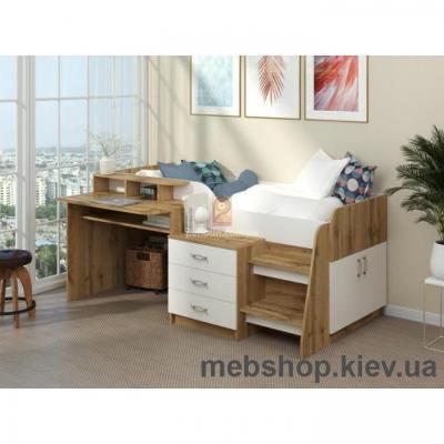 Детская кровать Пехотин Спейс