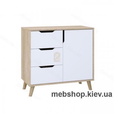 Комод Пехотин К-3+1 Ретро