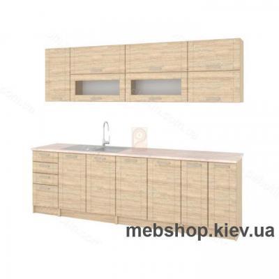 Кухня Пехотин Оливия МДФ