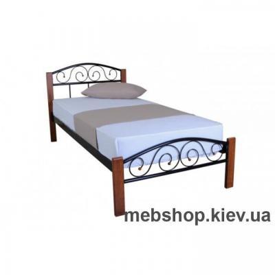 Кровать Респект Вуд Микс Мебель