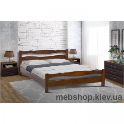 Купить Кровать Венера (Буковый щит) Микс Мебель. Фото