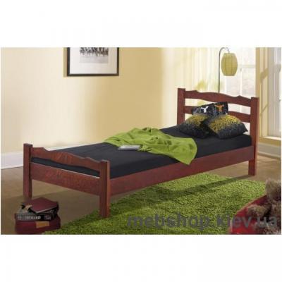 Кровать Венера (Буковый щит) Микс Мебель