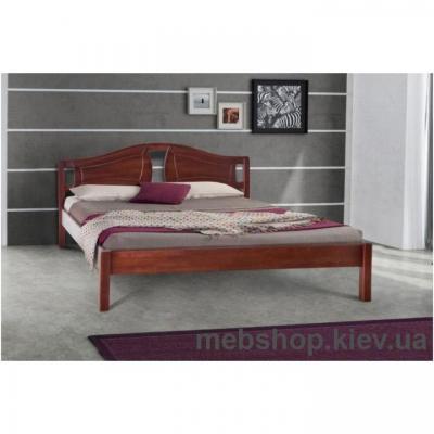 Купить Кровать Марта (Буковый щит) Микс Мебель. Фото