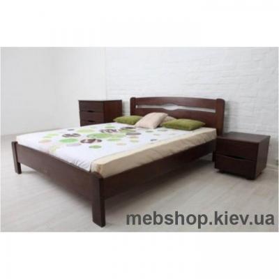 Купить Кровать Каролина (без изножья) Микс Мебель. Фото